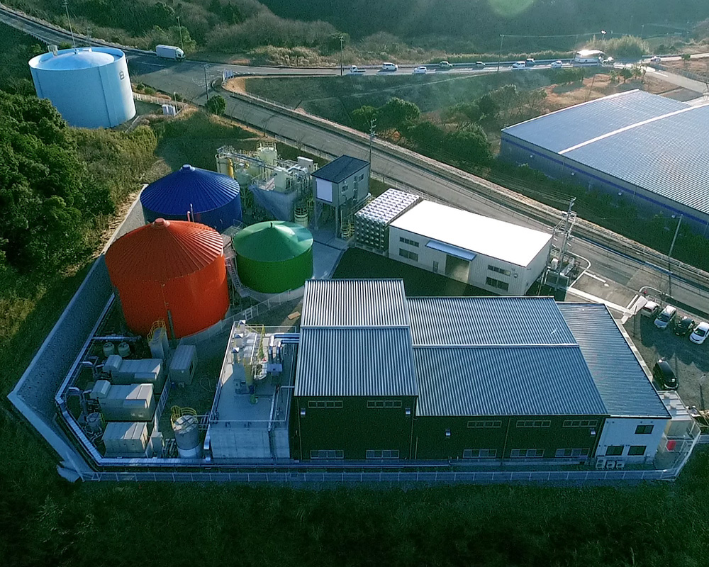 Biogas Power Generation Systems
